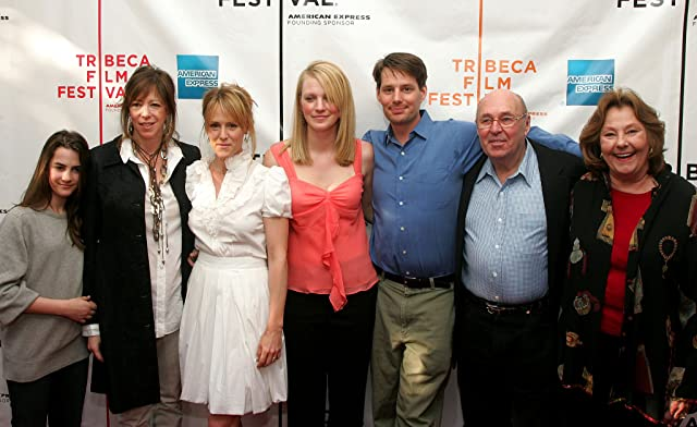 Mary Stuart Masterson, Carlin Glynn, Peter Masterson, Peter Masterson, Jane Rosenthal, and Jennifer Tost at The Cake Eaters (2007)