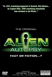 Alien Autopsy: (Fact or Fiction?) Poster
