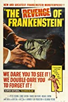 Image of The Revenge of Frankenstein