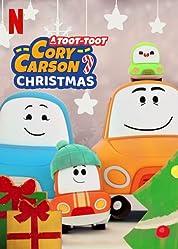A Go! Go! Cory Carson Christmas (2020) poster