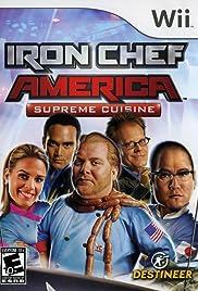 Iron Chef America: Supreme Cuisine Poster
