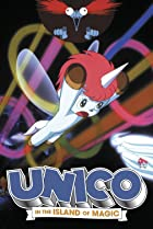 Image of Unico in the Island of Magic