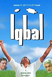 Iqbal (2005) Poster - Movie Forum, Cast, Reviews