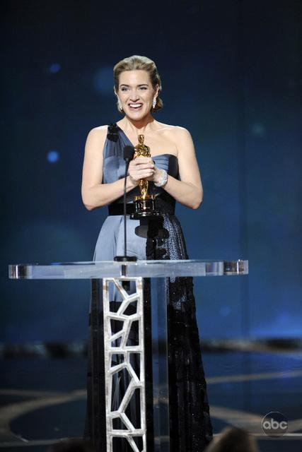 Kate Winslet in The 81st Annual Academy Awards (2009)