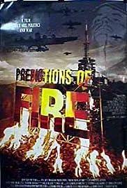 Prerokbe Ognja Poster