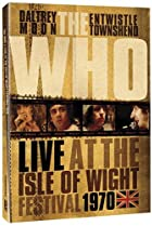 Image of Listening to You: The Who at the Isle of Wight 1970