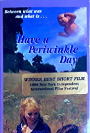 Have a Periwinkle Day Poster