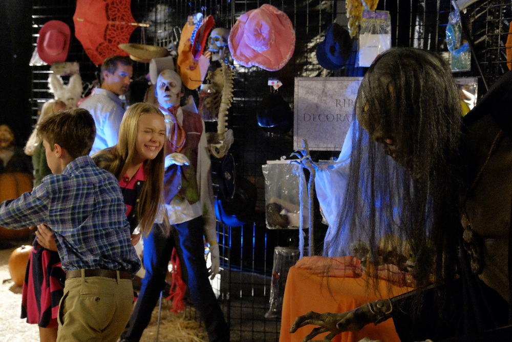 Image result for american housewife Westport Zombies