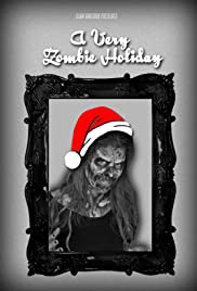A Very Zombie Holiday Poster