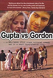 Gupta vs Gordon Poster