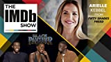 Ep. 113 'Fifty Shades Freed' Star Arielle Kebbel and 'Black Panther' Inspiration
