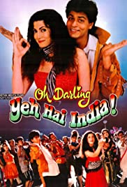 Oh Darling Yeh Hai India (1995) Poster - Movie Forum, Cast, Reviews