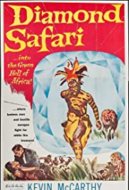 Diamond Safari Poster