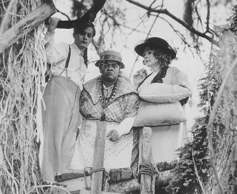 Edward Furlong, Piper Laurie, and Nell Carter in The Grass Harp (1995)