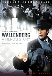 Wallenberg: A Hero's Story (1985) Poster - Movie Forum, Cast, Reviews