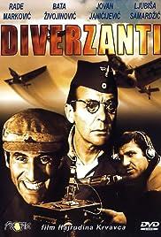 Diverzanti(1967) Poster - Movie Forum, Cast, Reviews