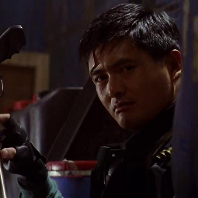 Yun-Fat Chow in Hard Boiled (1992)