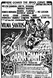 Darna and the Giants Poster