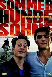 SommerHundeSöhne Poster
