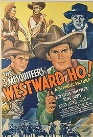 Westward Ho Poster