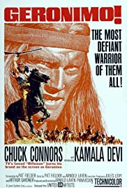 Geronimo(1962) Poster - Movie Forum, Cast, Reviews