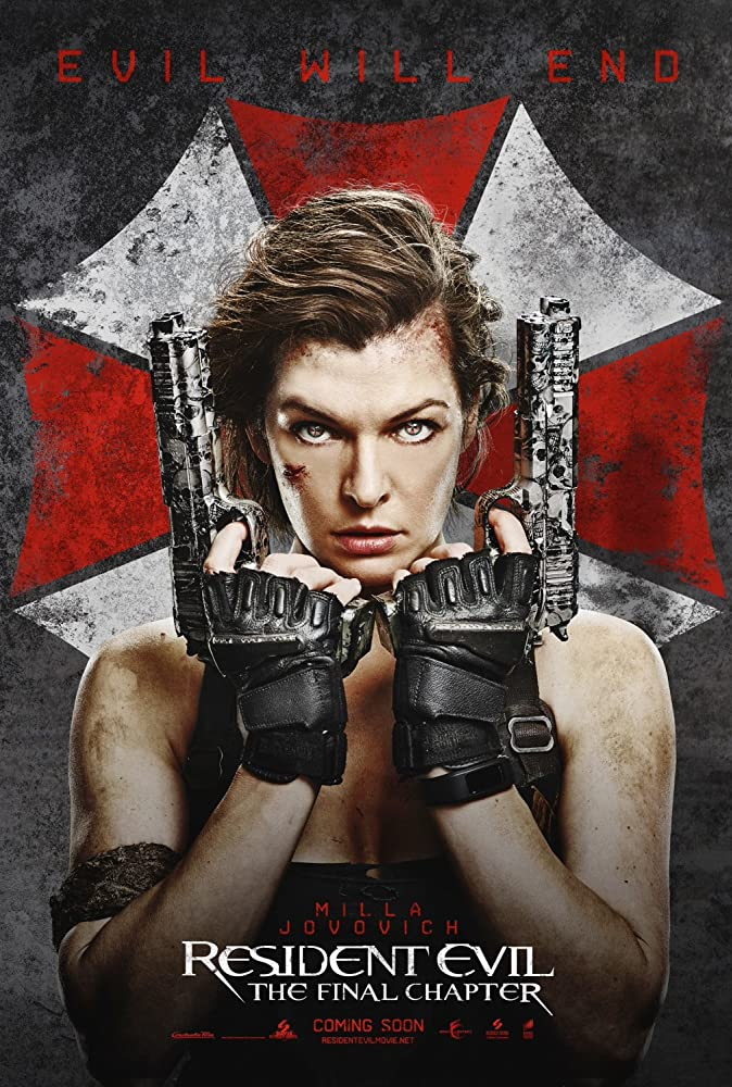 Watch Resident Evil The Final Chapter Full Movie Online