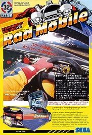 Rad Mobile Poster