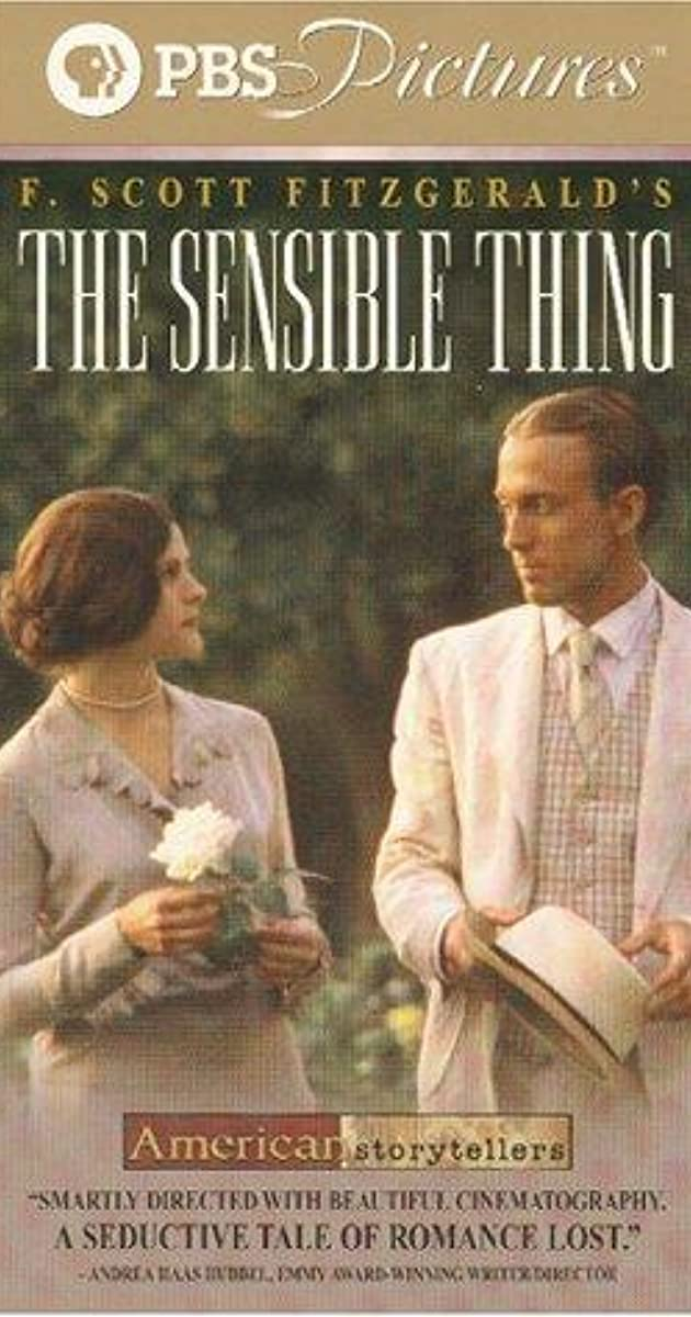 a discussion on major themes in the sensible thing by f scott fitzgerald Most of us read f scott fitzgerald's novel the great gatsby for the first to test themes and ideas that the sensible thing, and.