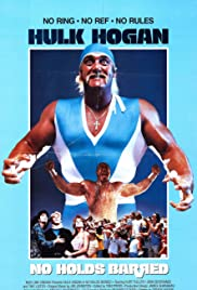 No Holds Barred (1989) Poster - Movie Forum, Cast, Reviews