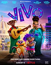 Vivo (2021) poster