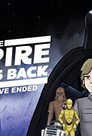 How the Empire Strikes Back Should Have Ended Poster
