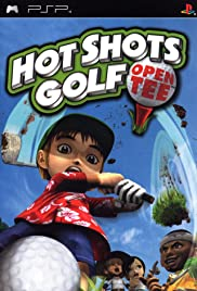 Hot Shots Golf: Open Tee Poster
