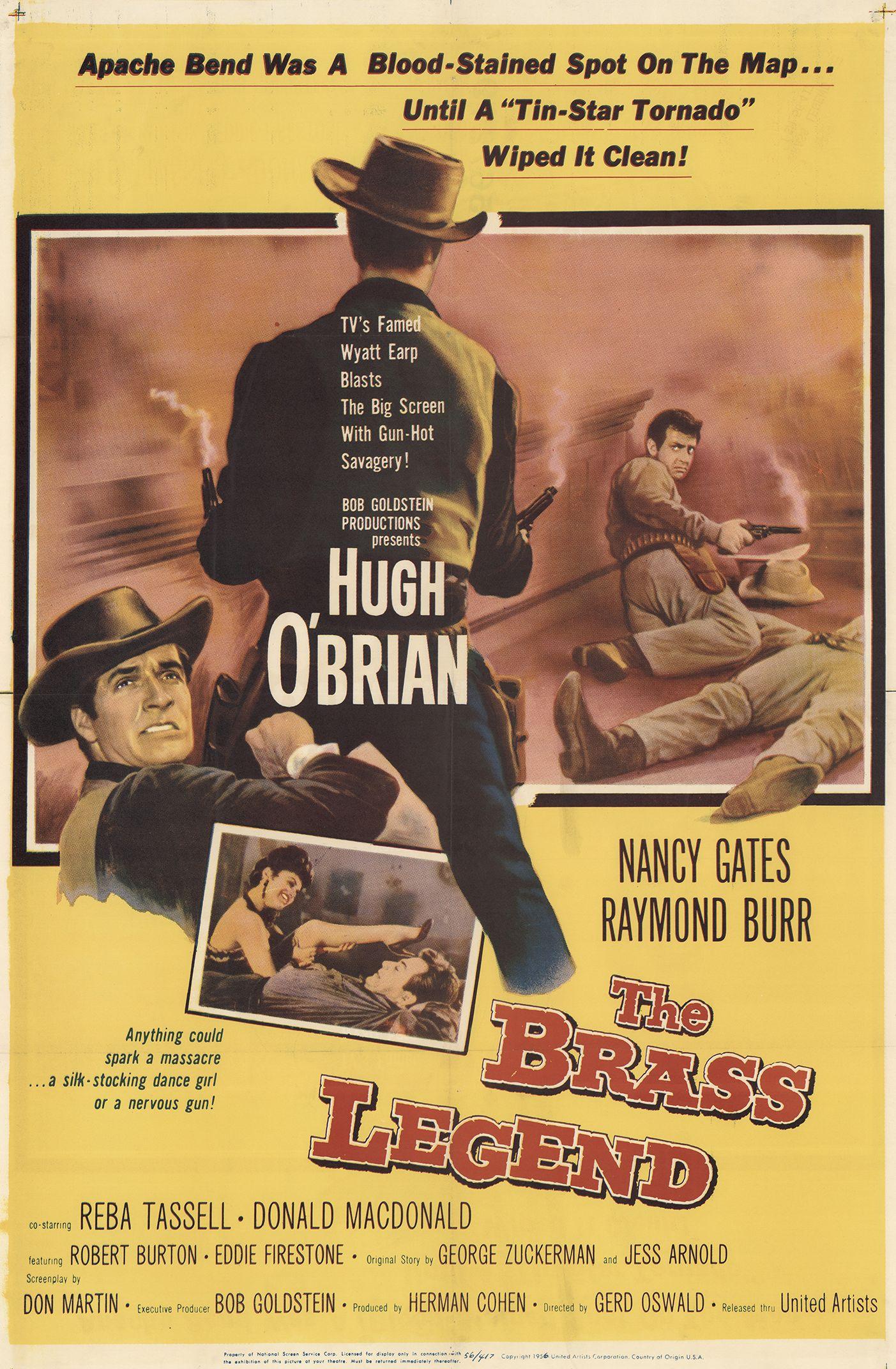image The Brass Legend Watch Full Movie Free Online