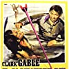 Clark Gable and Ricardo Montalban in Across the Wide Missouri (1951)