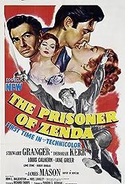 The Prisoner of Zenda(1952) Poster - Movie Forum, Cast, Reviews