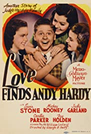 Love Finds Andy Hardy (1938) Poster - Movie Forum, Cast, Reviews