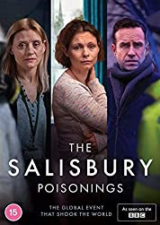 The Salisbury Poisonings (2020) poster