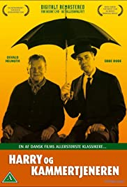 Harry og kammertjeneren(1961) Poster - Movie Forum, Cast, Reviews