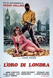 L'oro di Londra Poster