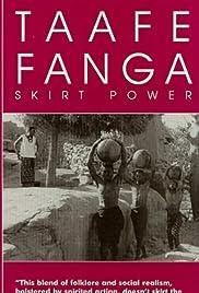 Taafé Fanga Poster