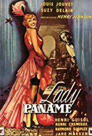Lady Paname Poster