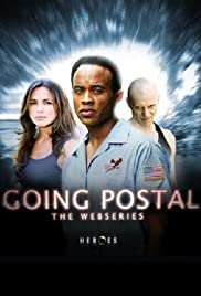 Heroes: Going Postal Poster - TV Show Forum, Cast, Reviews