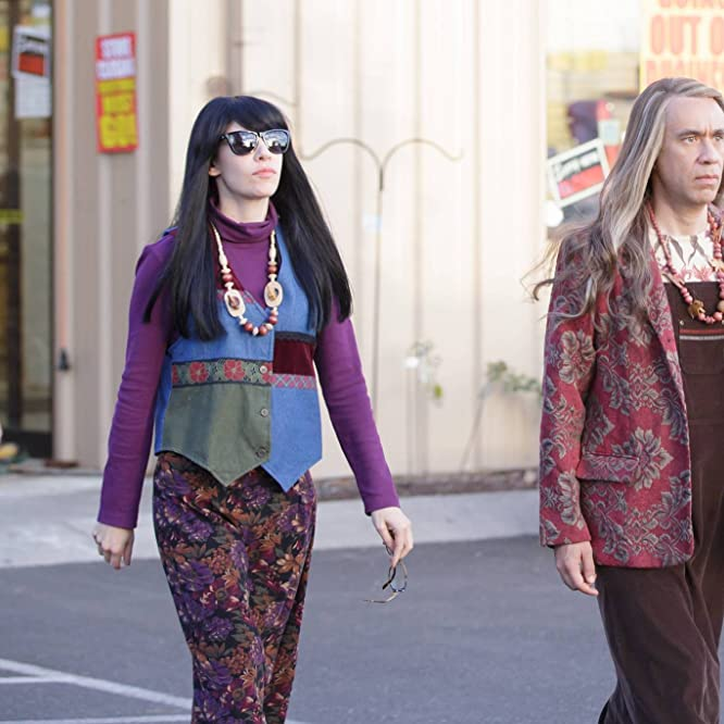 Fred Armisen and Carrie Brownstein in Portlandia (2011)