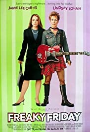 Freaky Friday Poster