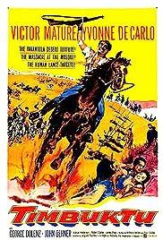 Timbuktu(1958) Poster - Movie Forum, Cast, Reviews