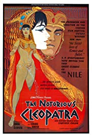 The Notorious Cleopatra (1970) Poster - Movie Forum, Cast, Reviews
