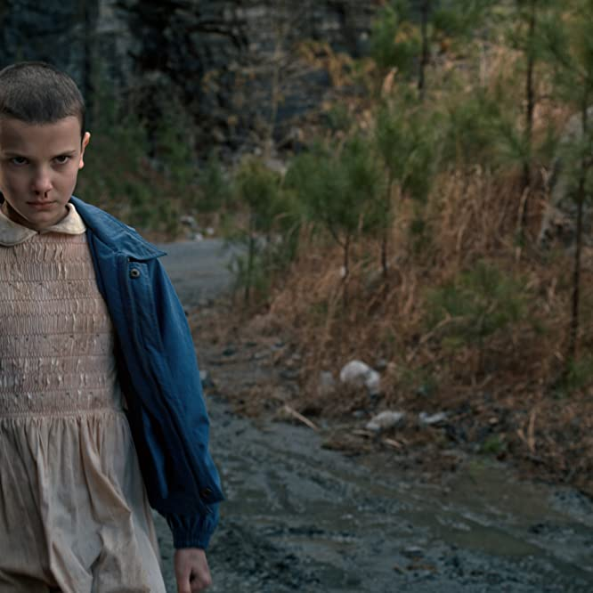 Millie Bobby Brown in Stranger Things (2016)