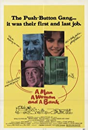 A Man, a Woman and a Bank Poster