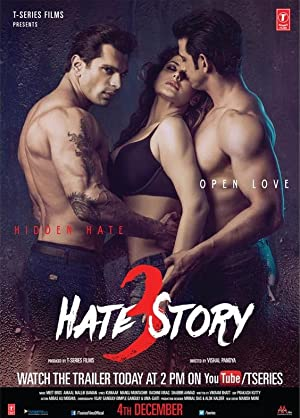 Hate Story 3 (2015) Download on Vidmate