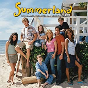 Poster Summerland Beach